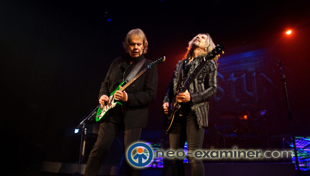 Tommy Shaw and James Young of Styx
