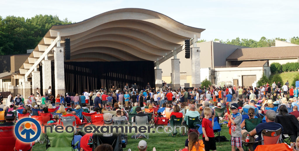 Mentor's New Amphitheater