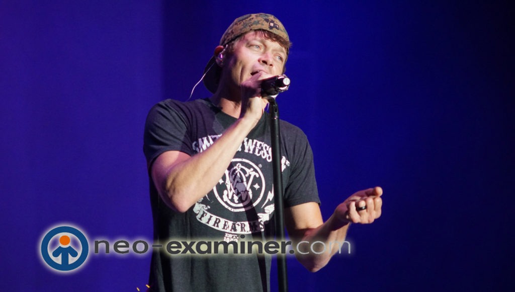 3 Doors Down Live On Stage
