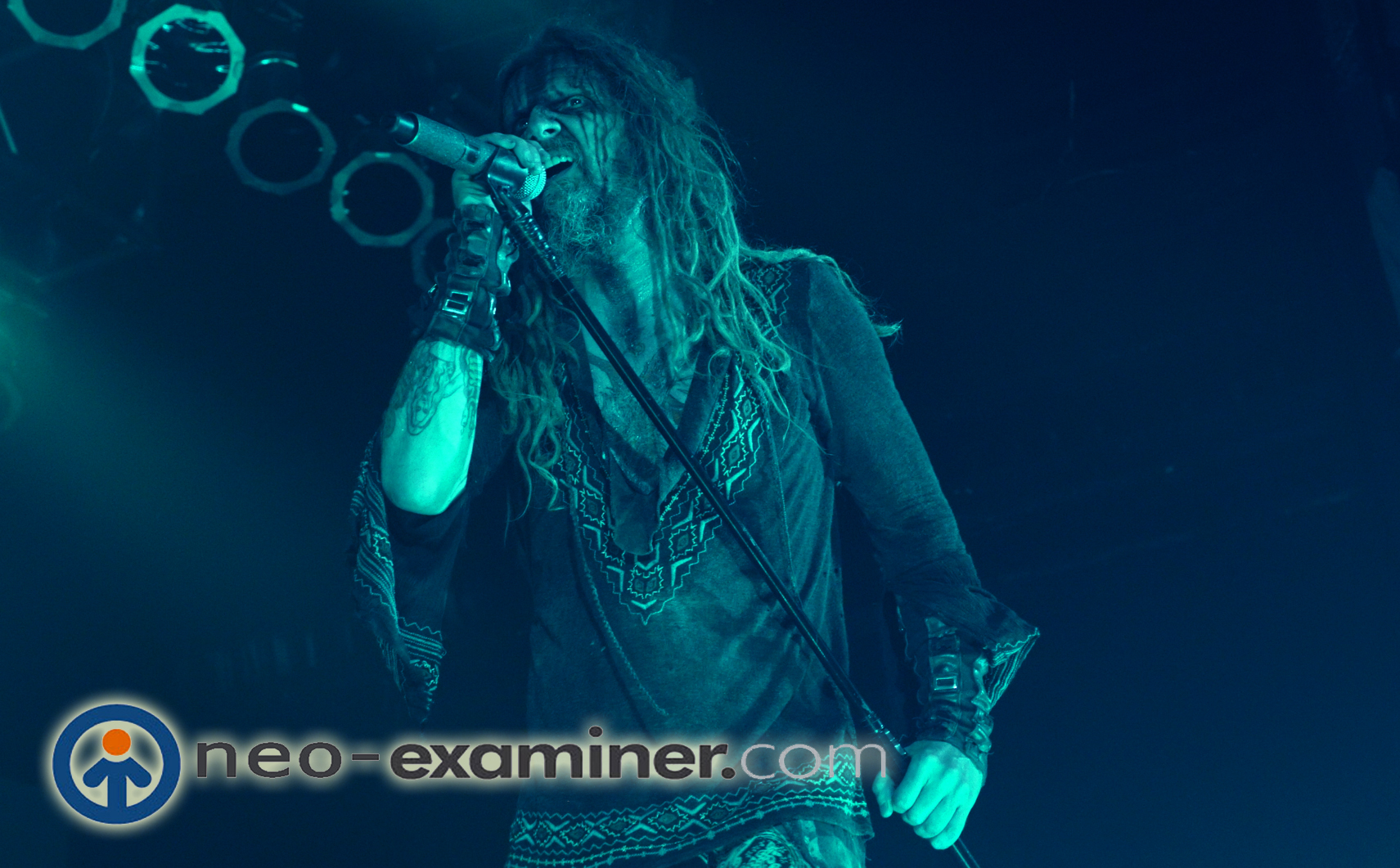 Rob Zombie in Cleveland