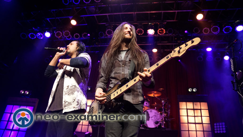 Pop Evil on Stage