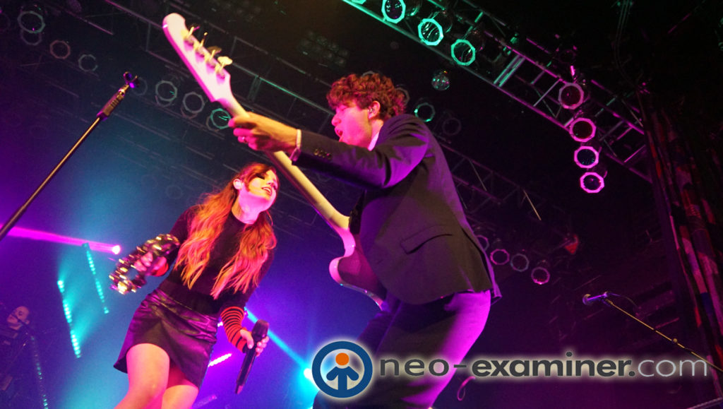 Echosmith Live On Stage
