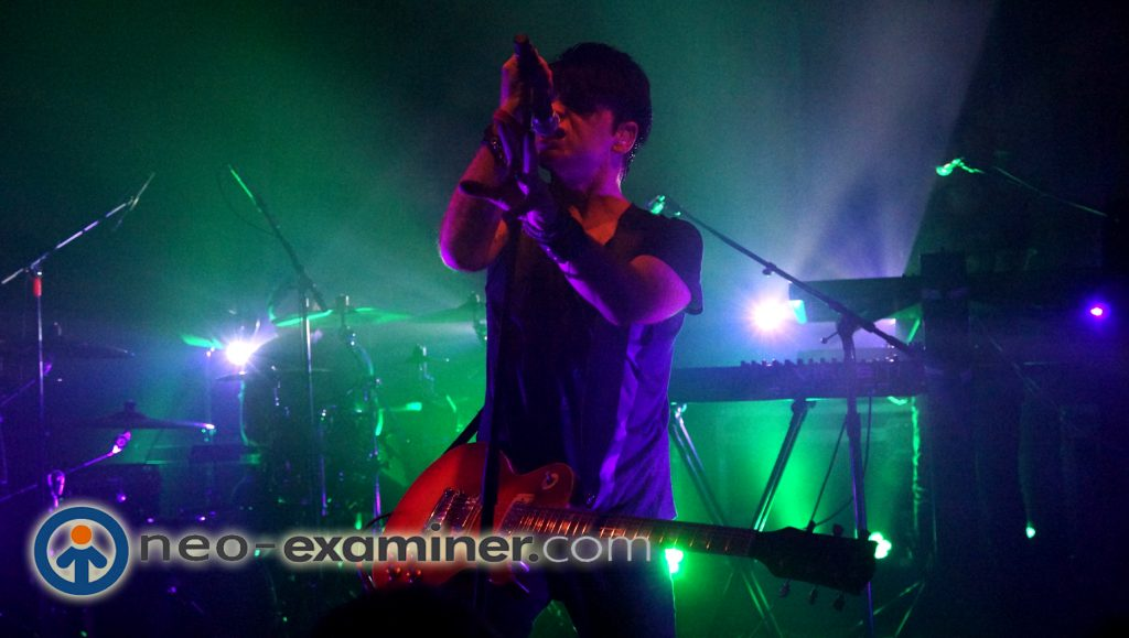 Gary Numan Live in Cleveland in 2014