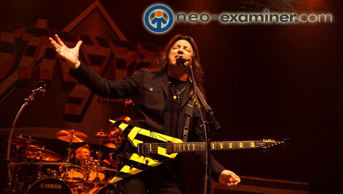 Live Review -Five Reasons To See Stryper Live In Concert