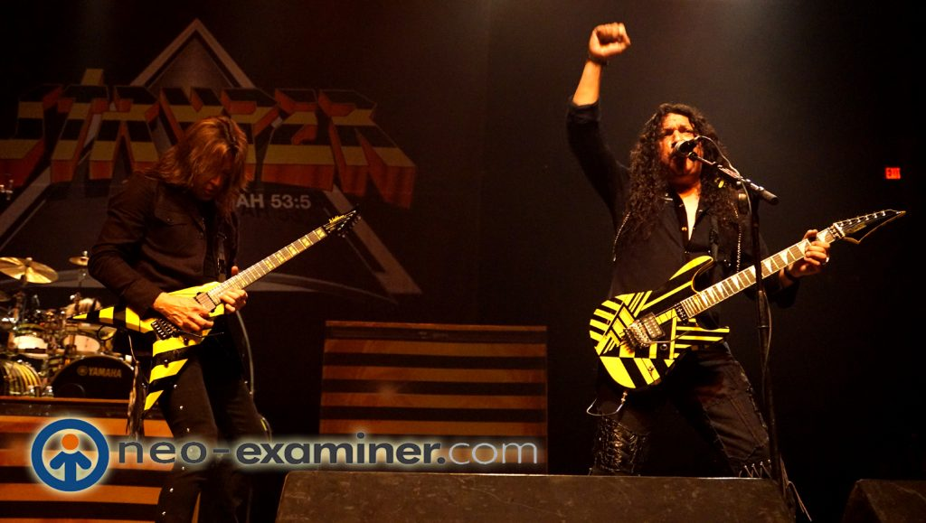 Stryper Live On Stage