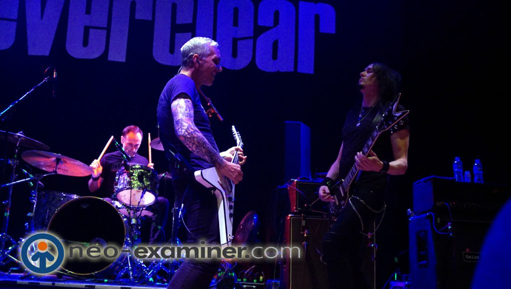 Everclear on stage