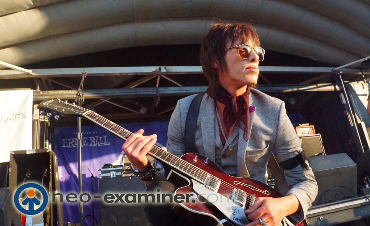 Photo of the day-Sebastian Danzig of Palaye Royale !