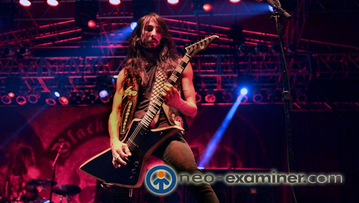 Photo Of The Day – Dario Lorina of Black Label Society
