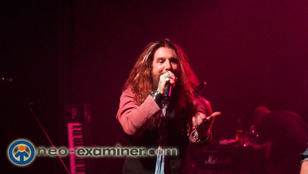 The Dead Daisies live on stage