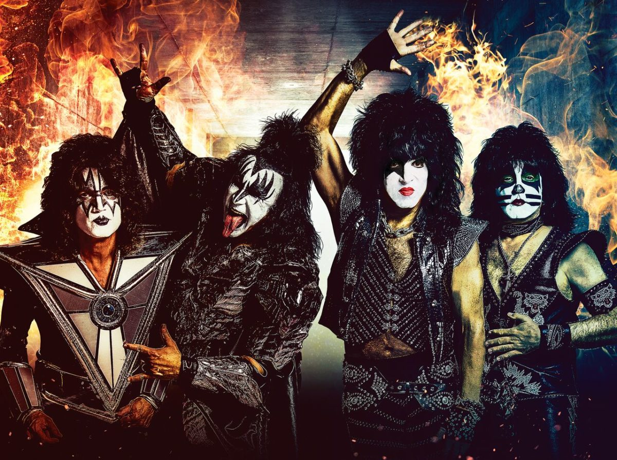 KISS to Rock Cleveland in 27 days , The Countdown Begins !
