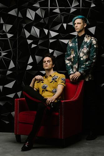 Former Panic! At The Disco's Dallon Weekes + Debut EP, Video