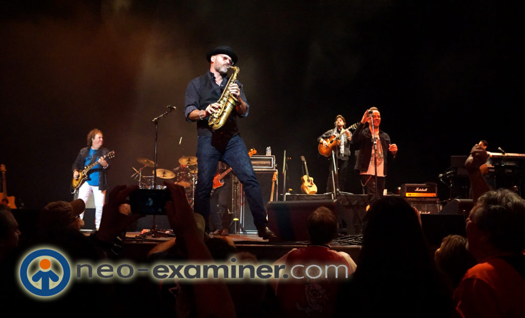 Alan Parsons Project Live On Stage