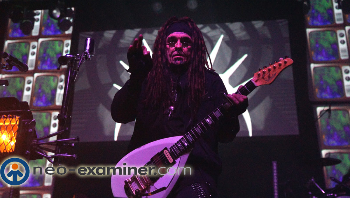 Live Review – Ministry Returns To Cleveland Agora