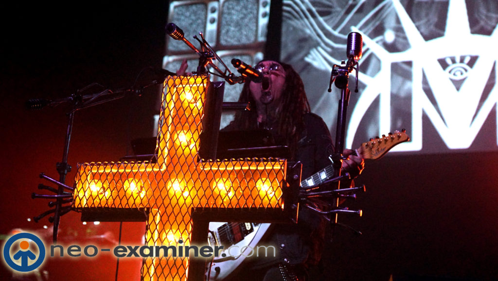 Ministry Live on Stage