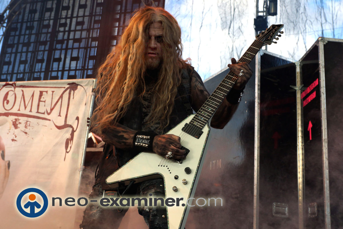 Photo of The Day- Randy Weitzel of In This Moment