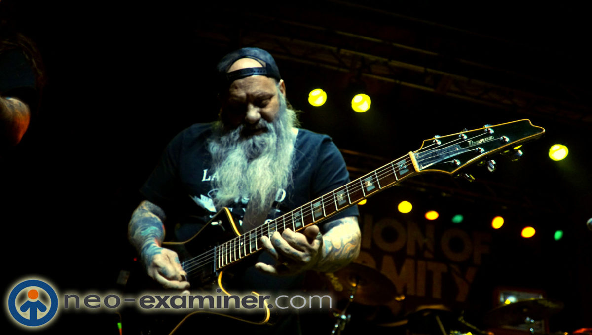 crowbar live on stage