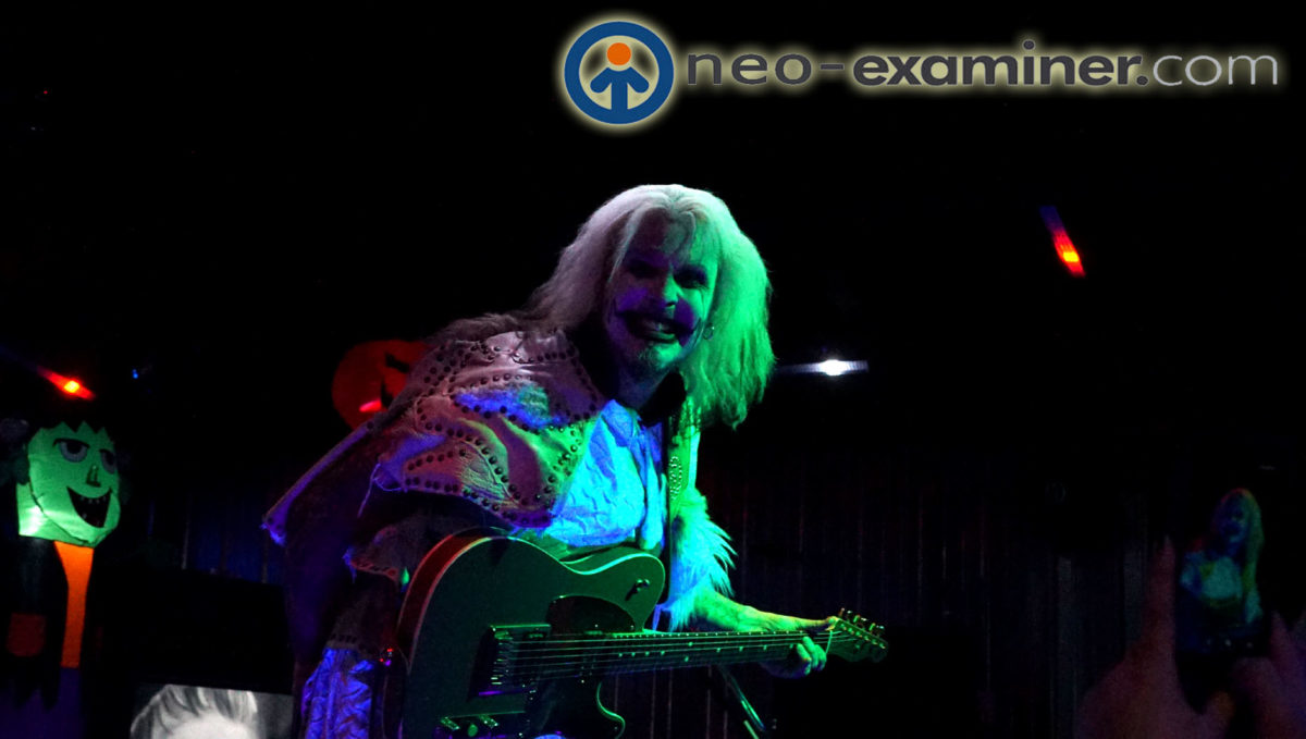Live Review – John 5 and The Creatures
