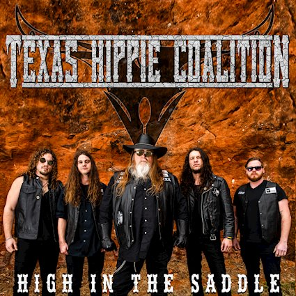 "Texas Hippie Coalition – ""High In The Saddle"" out 5/31/19"