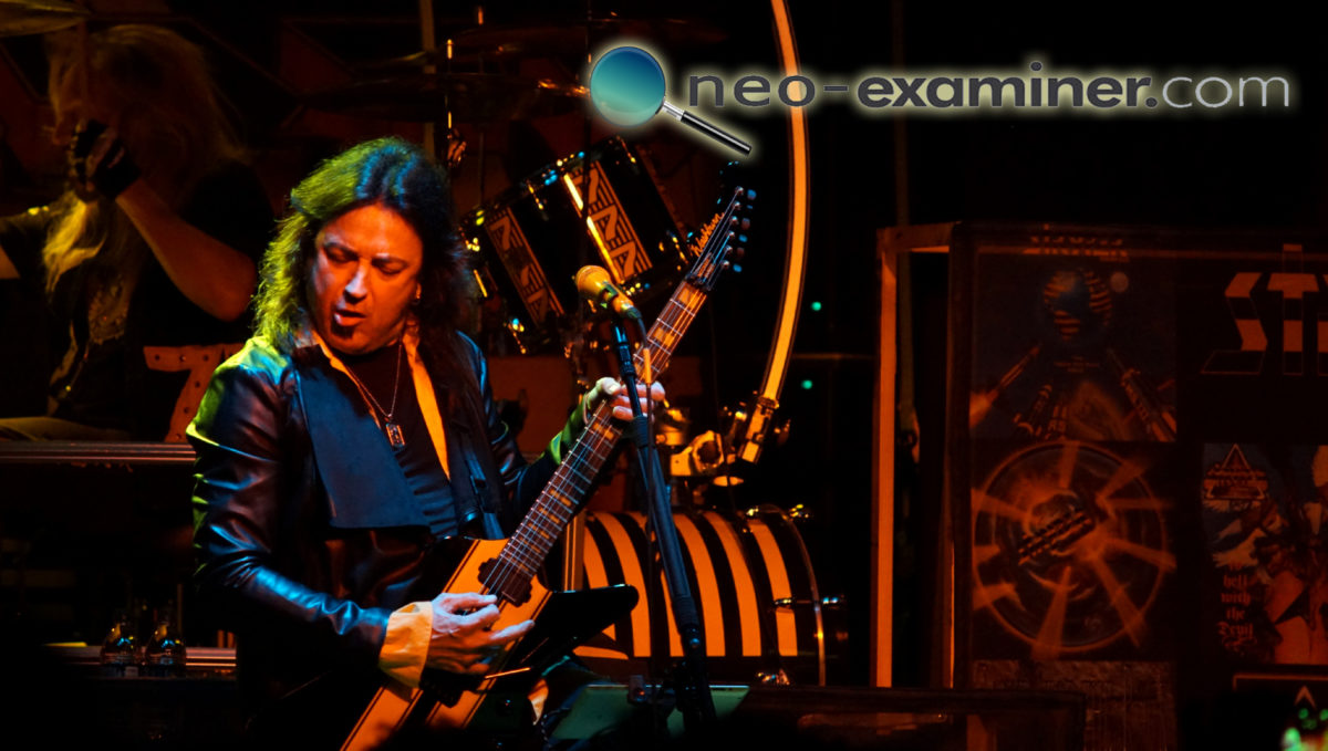 Live Review -Stryper Live At The Beachland Ballroom