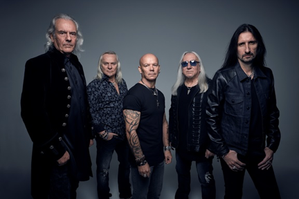 Uriah Heep May 9-11 –  The Kent Stage  A Show Not to Missed !