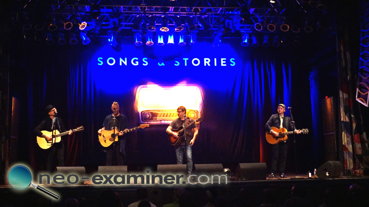 Live Review – Songs & Stories an Evening with Art Alexakis & Friends