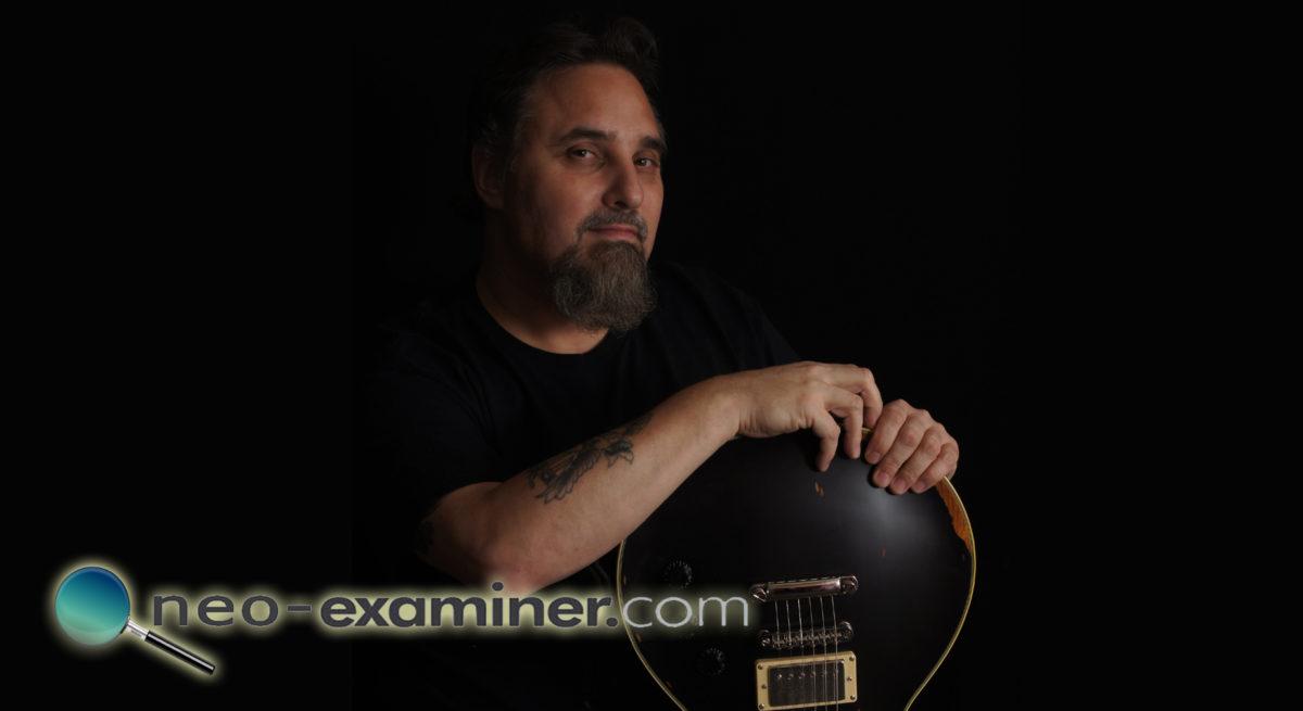 Domonic Rini Guitarist and Radio Host