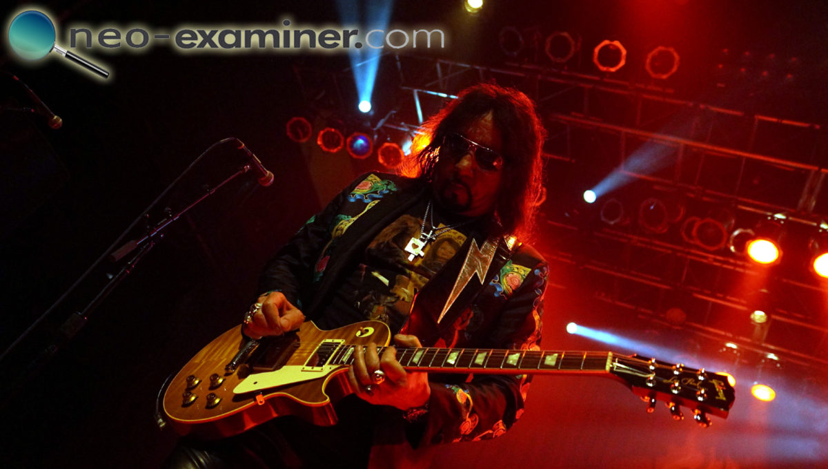 Live Review – Ace Frehley Rocks Cleveland !