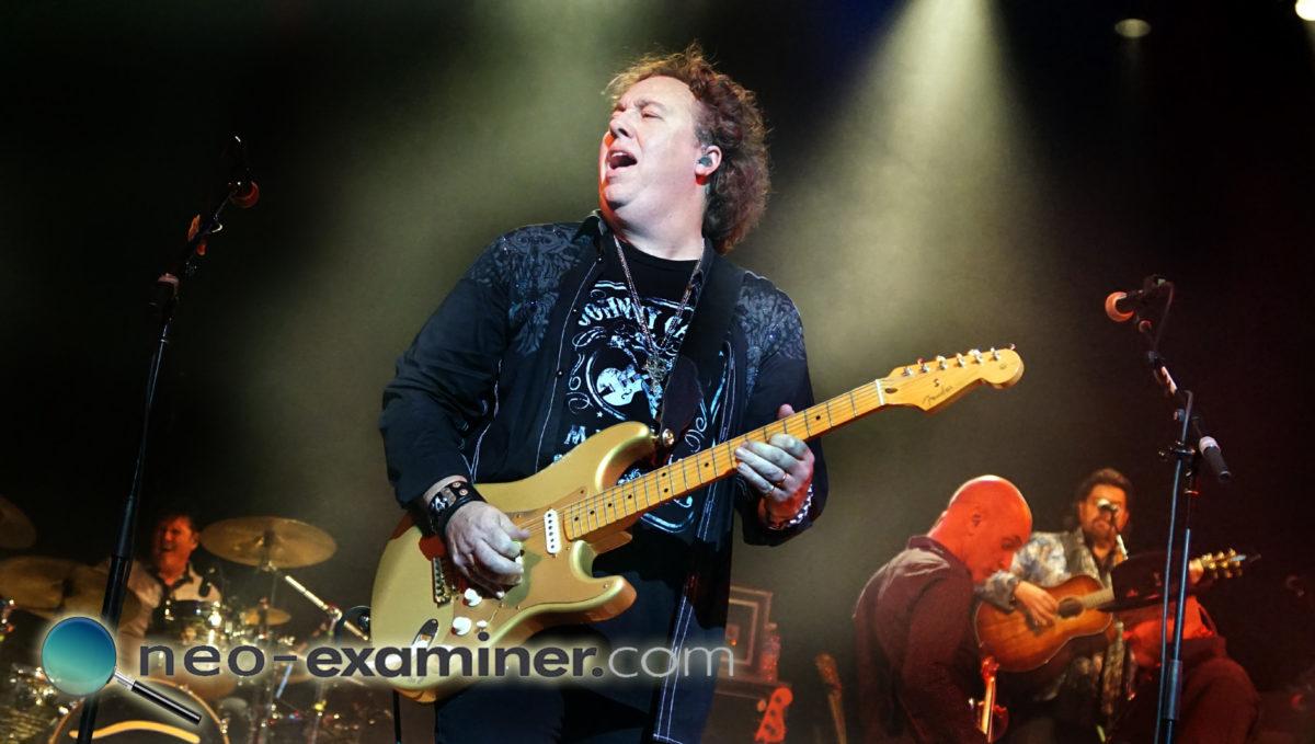 Artist Spotlight – Dan Tracey of Alan Parsons Live Project