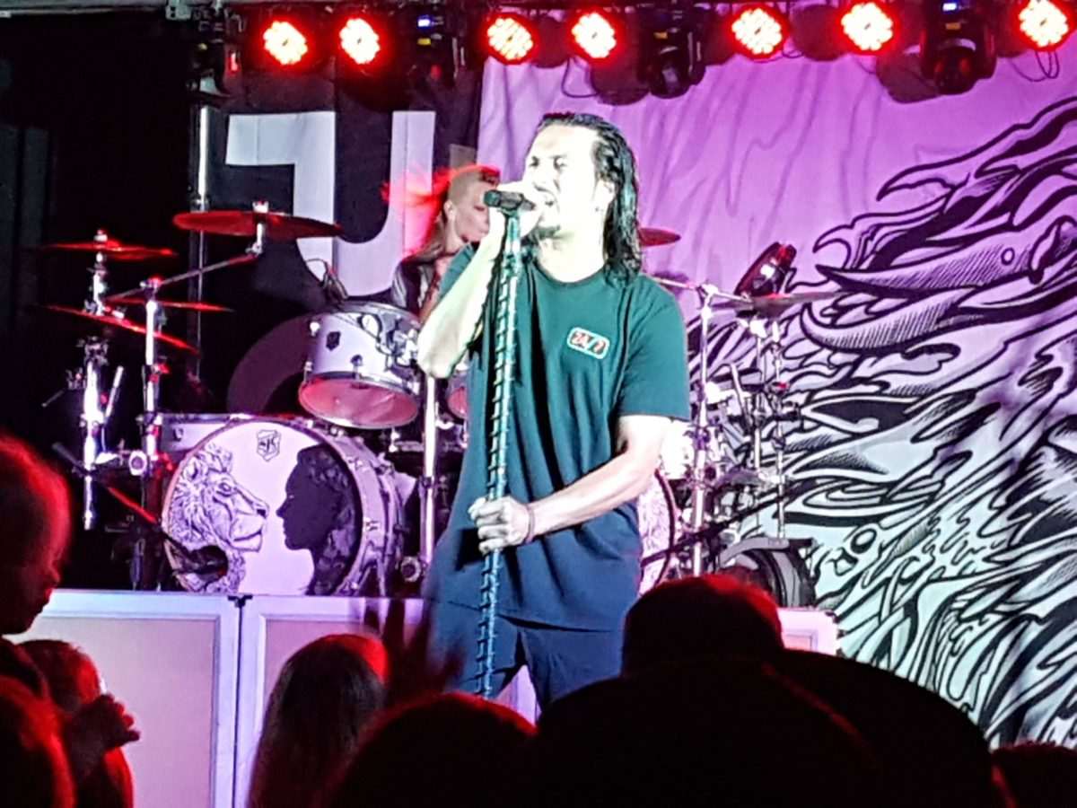 POP Evil review – Watertown NY – Sept 15, 2019