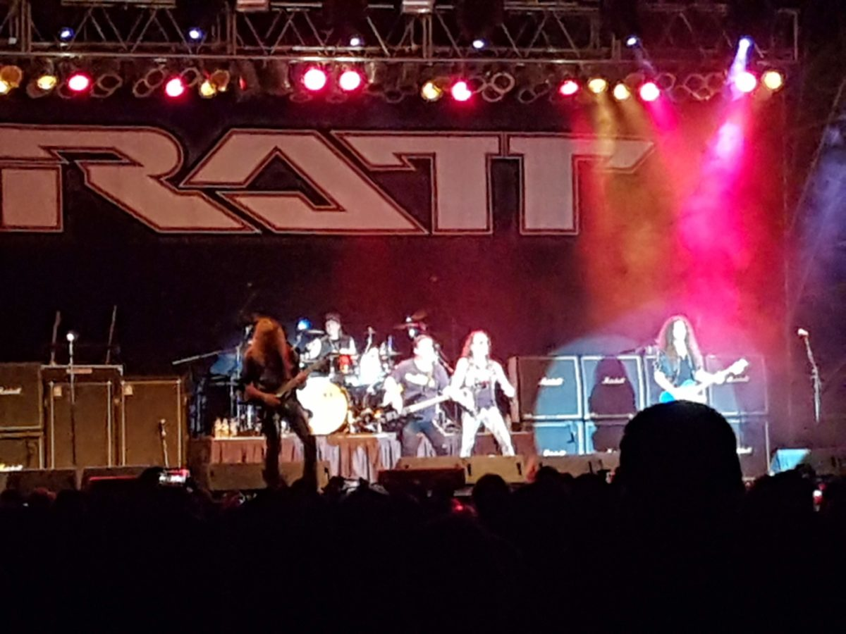 Live Review – RATT, Warrant, FireHouse & Kix at Tag's Summer Stage