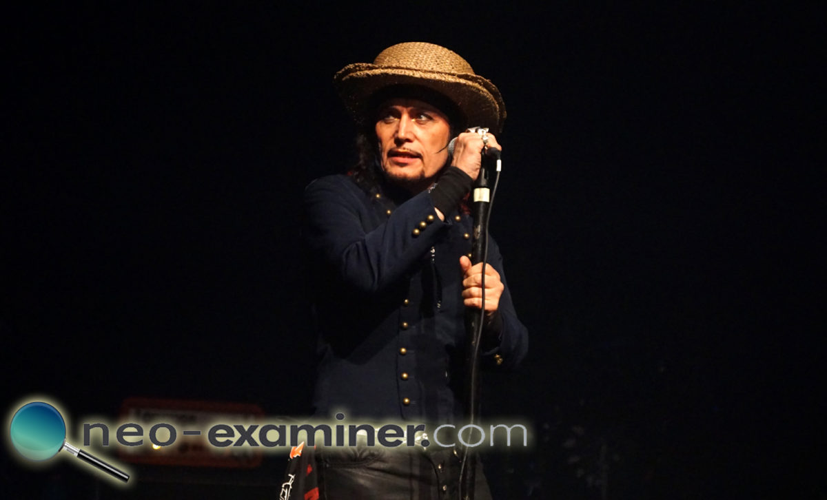 Live Review -Adam Ant -Friend or Foe Tour 2019