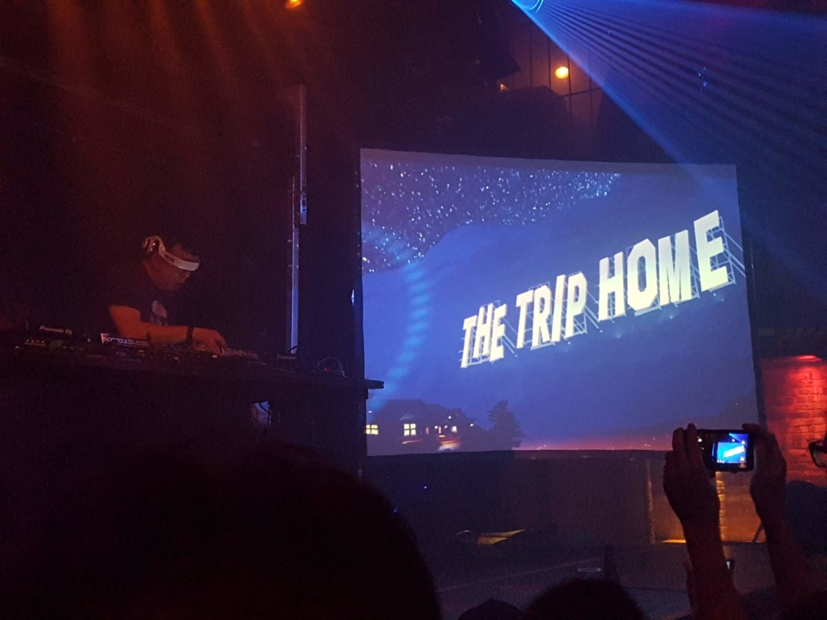 Live Review- The Crystal Method -Montreal Canada