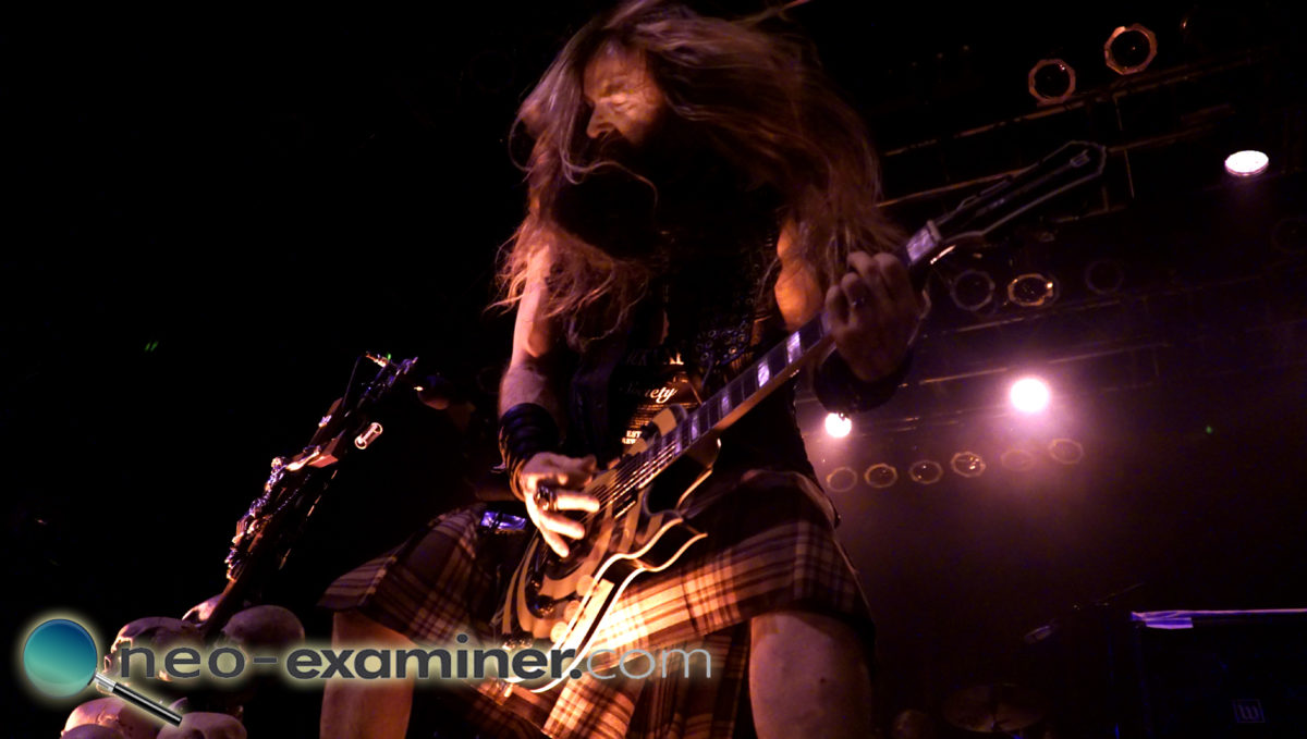 Live Review – Black Label Society-True Metal At It's Best !