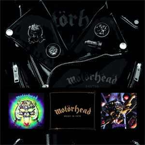 Motorhead – 1979 Boxed Set Review