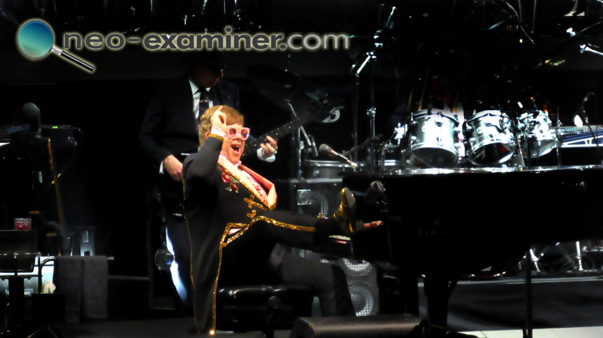 Live Review-Elton John Farewell Yellowbrick Road Tour