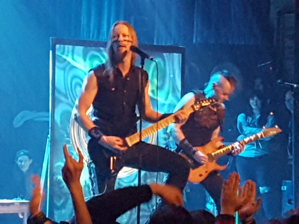 Live Review -Ensiferum w/ Kalmah & Abigail Williams- Montreal