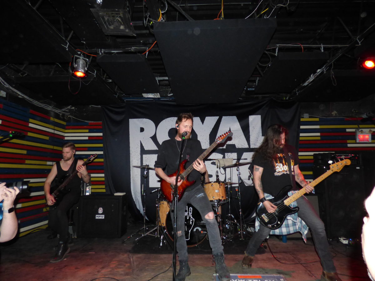 "Live Review -Royal Tusk ""Thunder in the Tundra"""