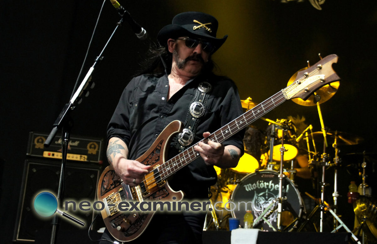 CELEBRATE THE LOUDEST DAY OF THE YEAR MOTÖRHEAD DAY!