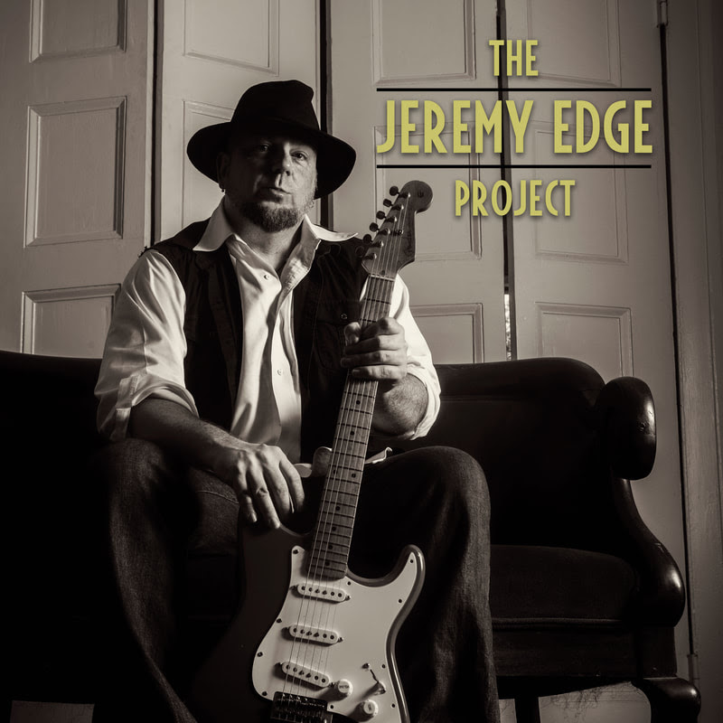 """THE JEREMY EDGE PROJECT"" WITH SPECIAL GUESTS RELEASES DEBUT ALBUM"