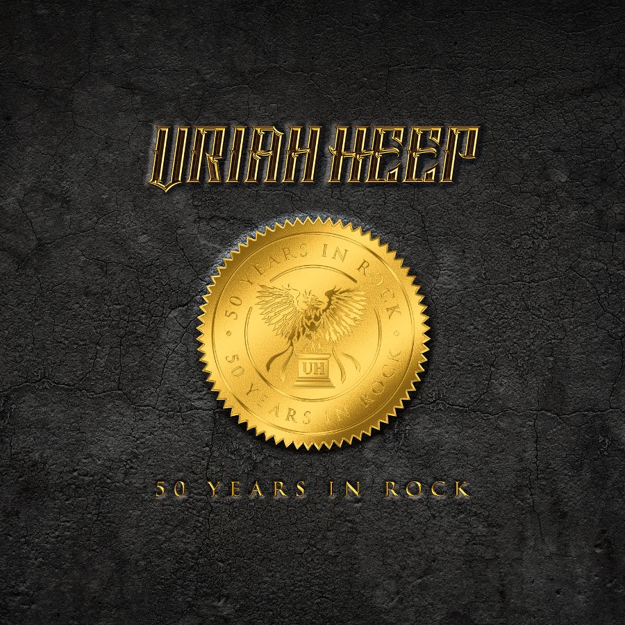 Uriah Heep's Fifty Years in Rock release October 30th 2020