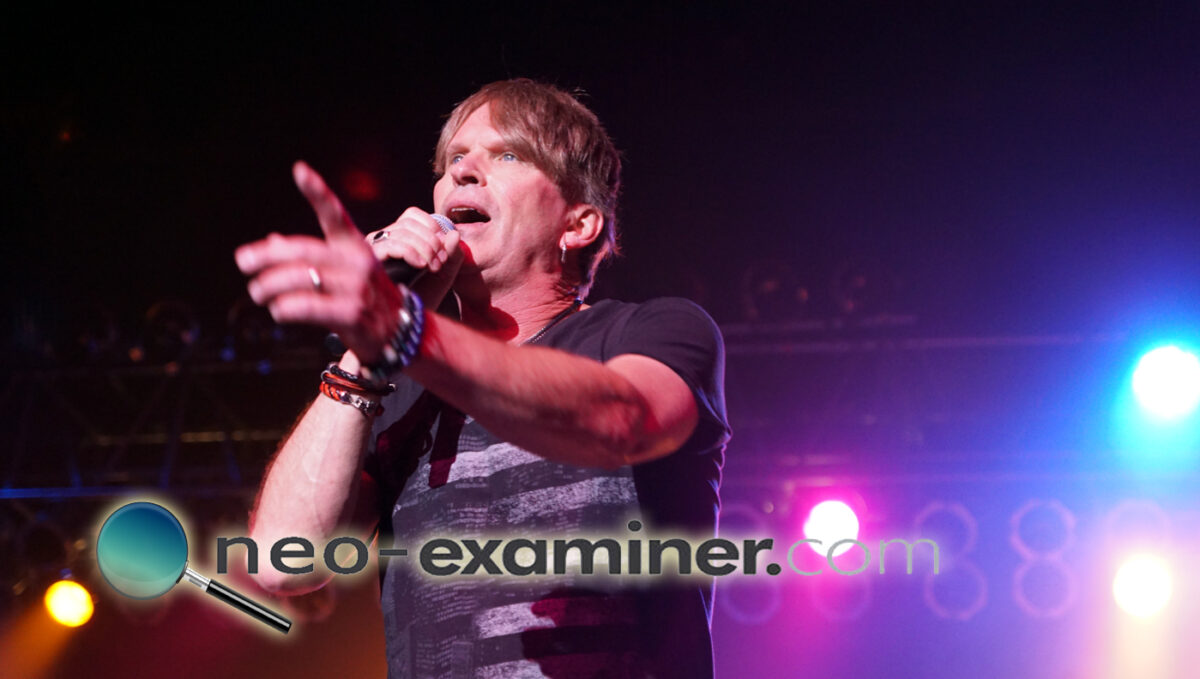 """THE VOICE OF """"EYE OF THE TIGER"""" DAVE BICKLER HITS THE LATE SHOW WITH STEPHEN COLBERT AND COMMENCES WORK ON SECOND SOLO ALBUM"""