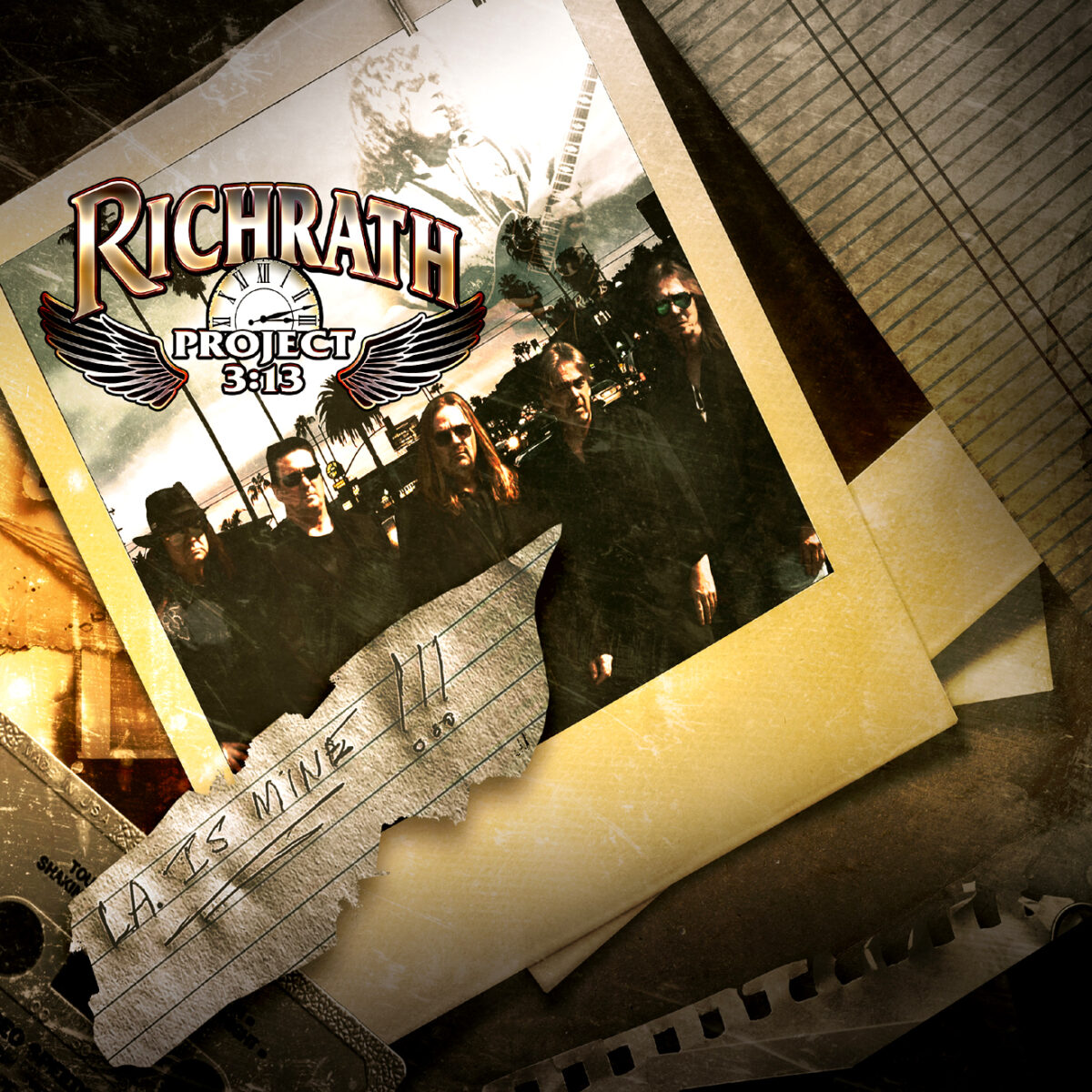 Spotlight Release  -RICHRATH PROJECT 3:13-L.A is Mine