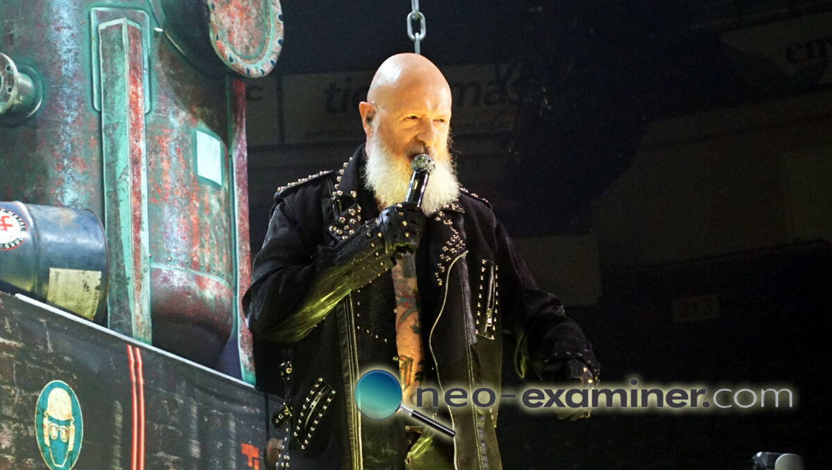 Live Review- Judas Priest -50 Heavy Metal Years at Covelli Centre