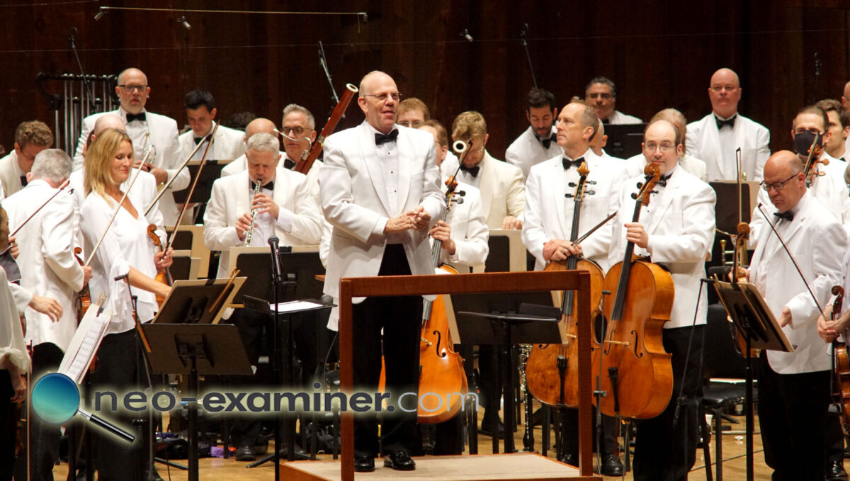 Live Review-Salute To John Williams at Blossom Music Center