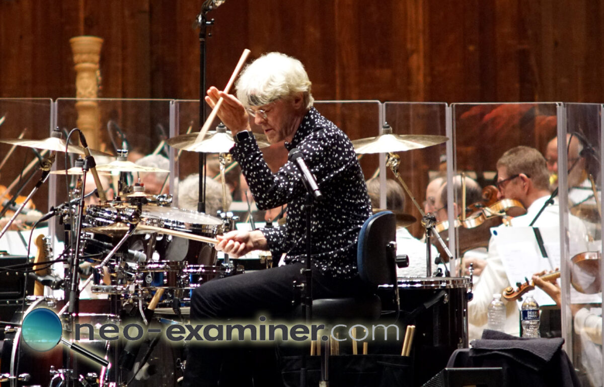 Live Review -Stewart Copeland's Police Deranged with The Cleveland Orchestra