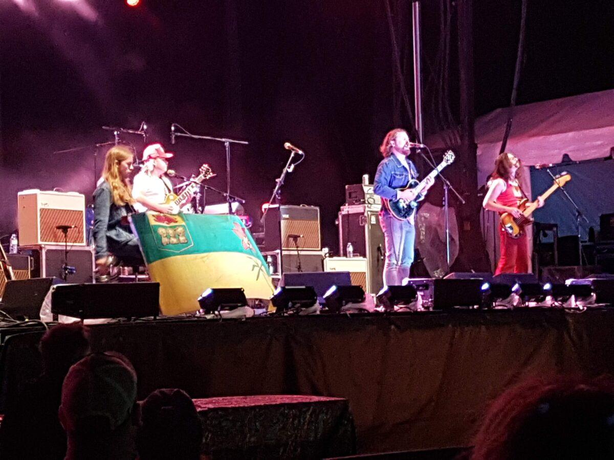 Live  Review -Music festivals Return to Canada!