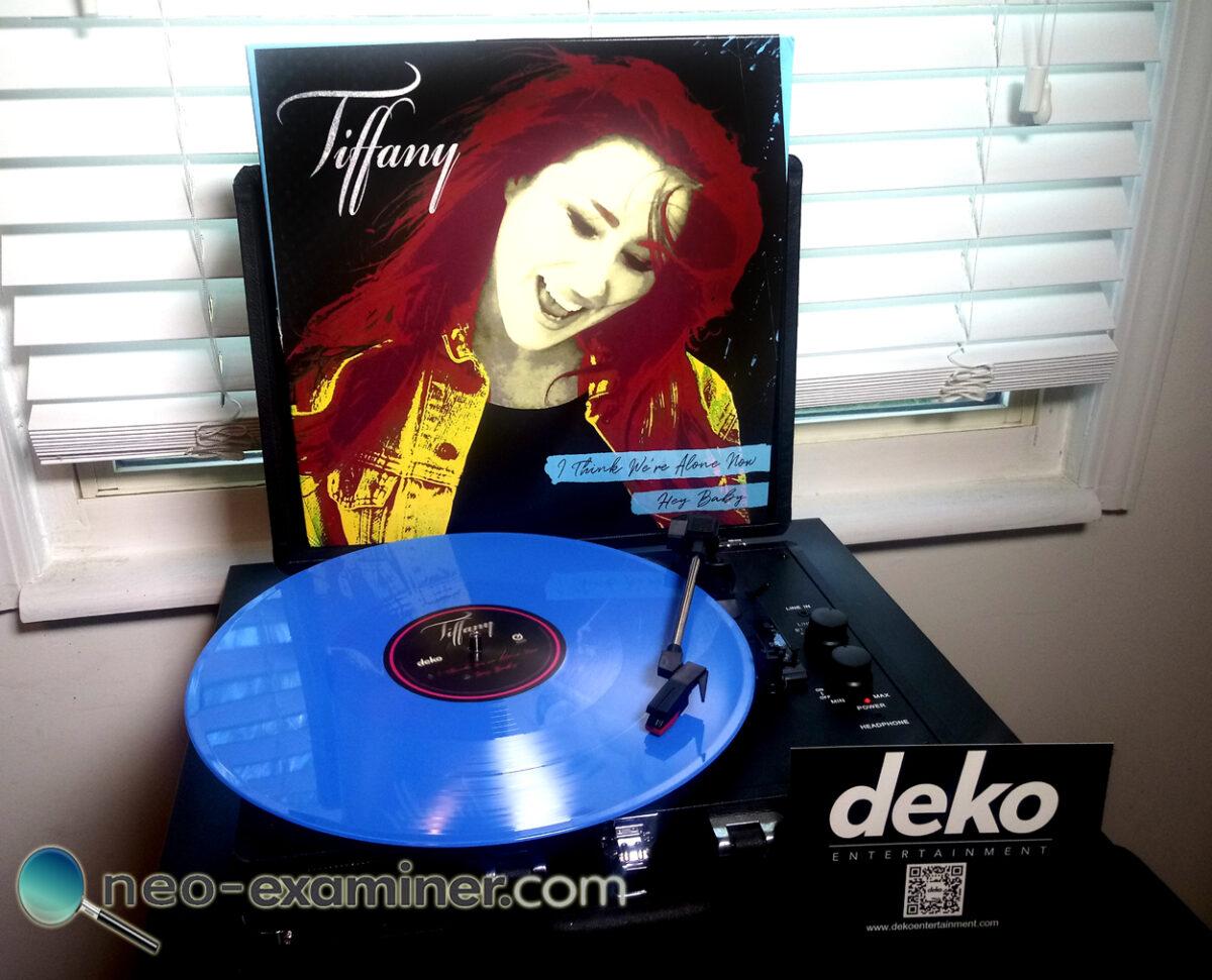 Vinyl Review-Tiffany – Hey Baby