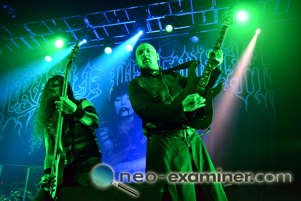 Live Review -Cradle of Filth at Cleveland Agora